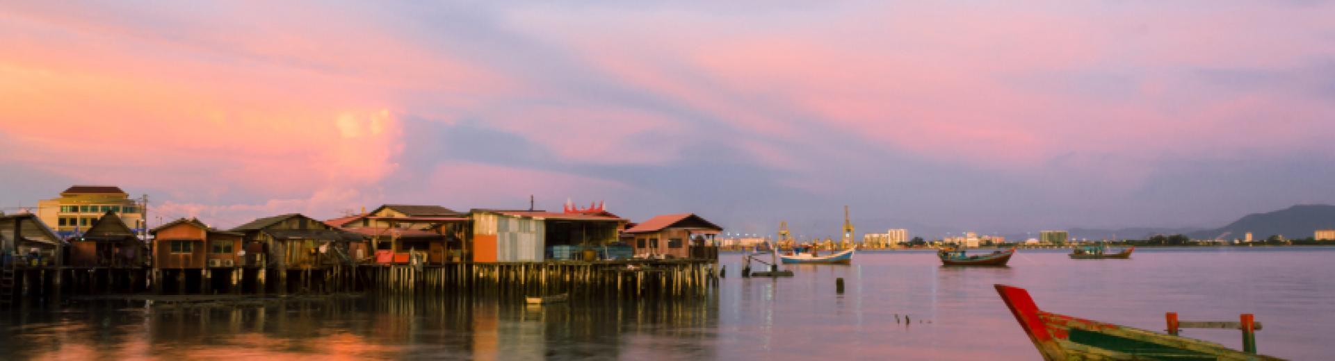 Georgetown penang island
