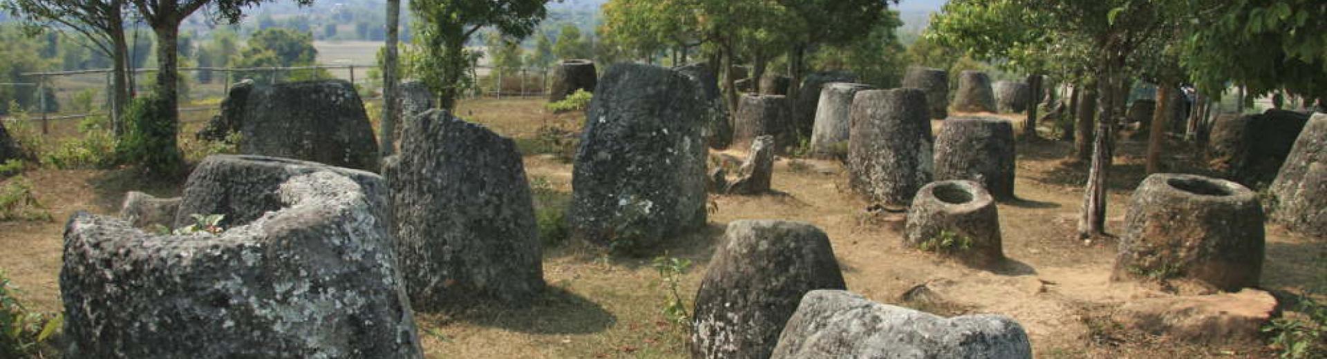 Laos plainofjars getty