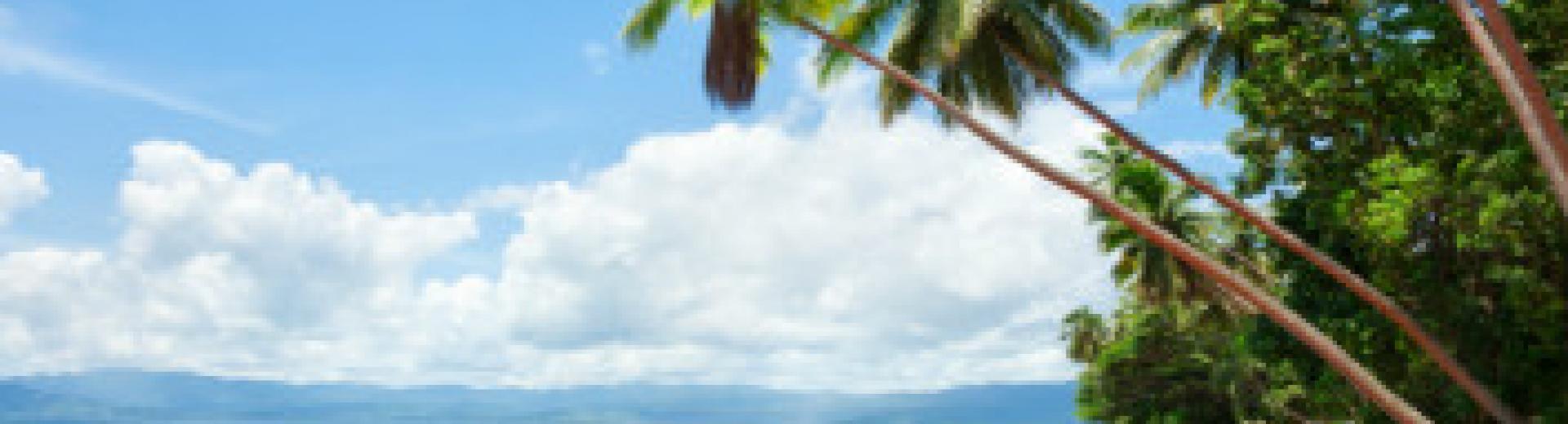 Savusavu Bay at Vanua Levu