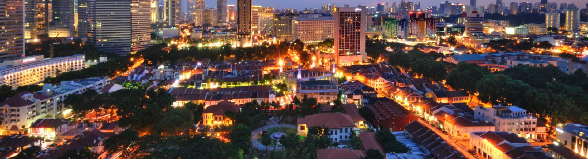 Singapore kampong