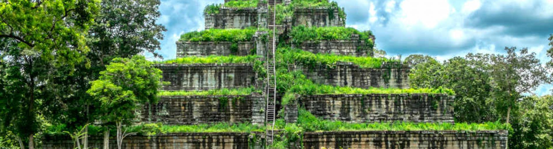phnom pyramid