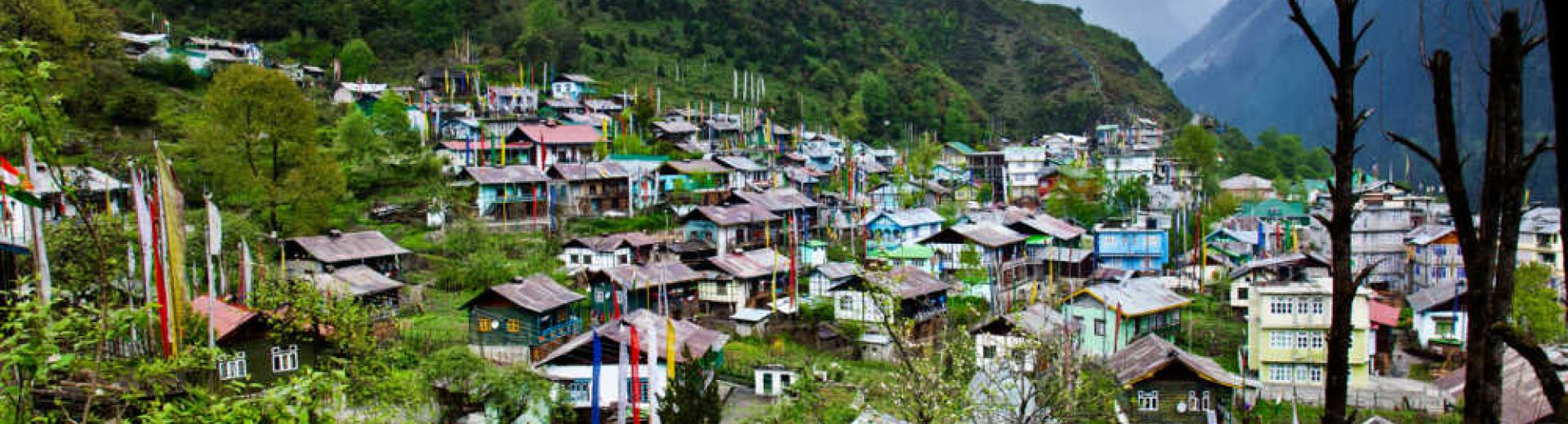 sikkim homes