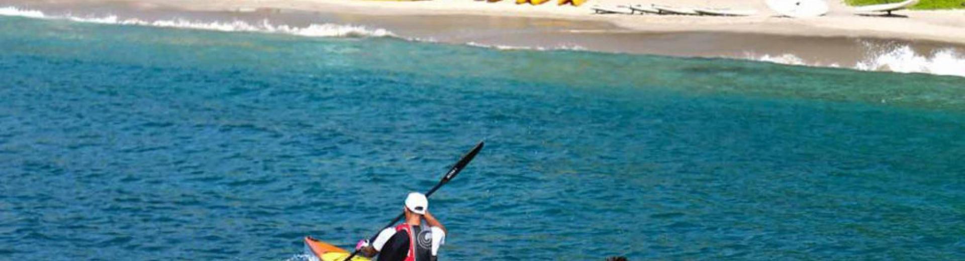 stlucia kayak