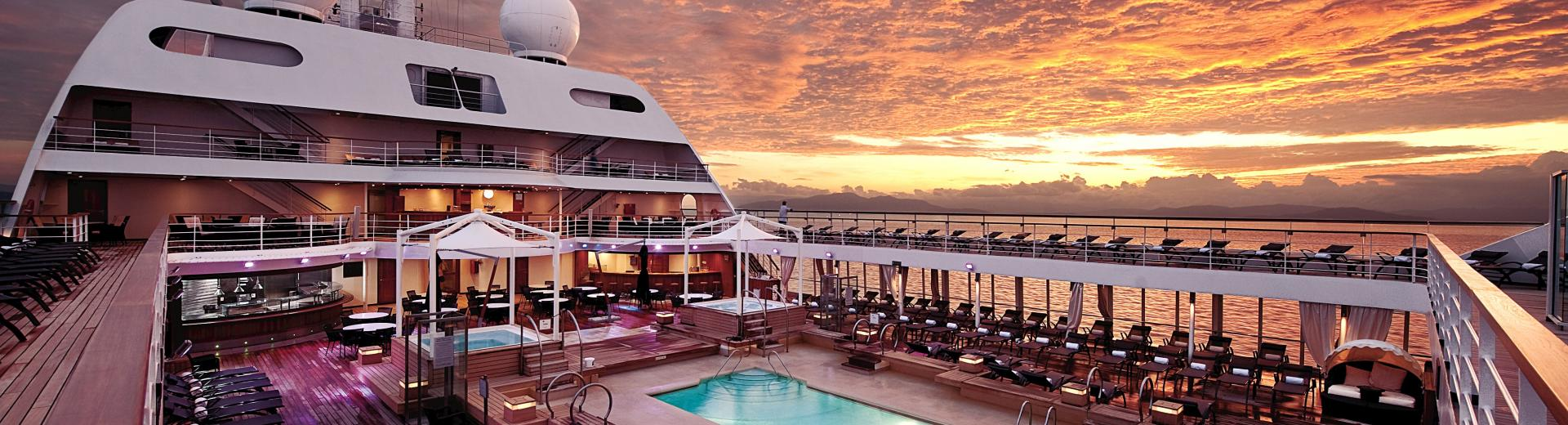 Onboard Seabourn