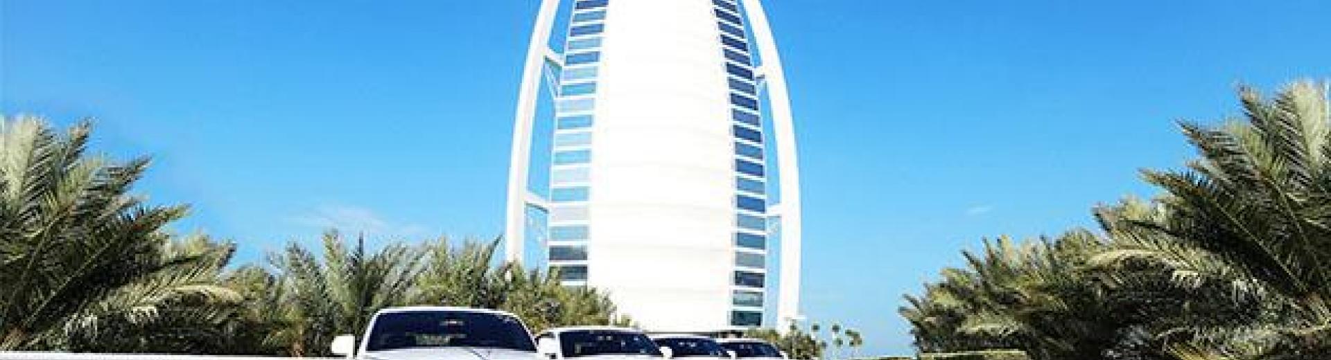 Jumeirah Group Burj Al Arab Bespoke Rolls Royce Series hero