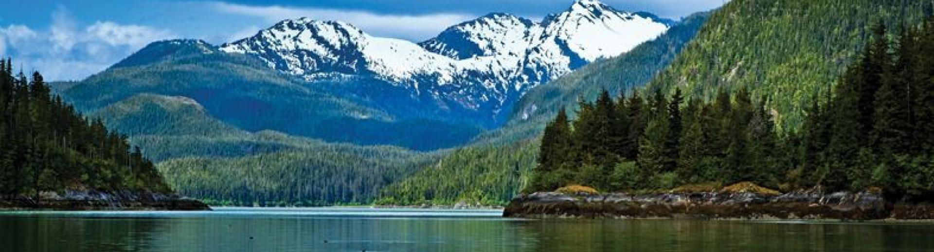 Thomas Bay Alaska