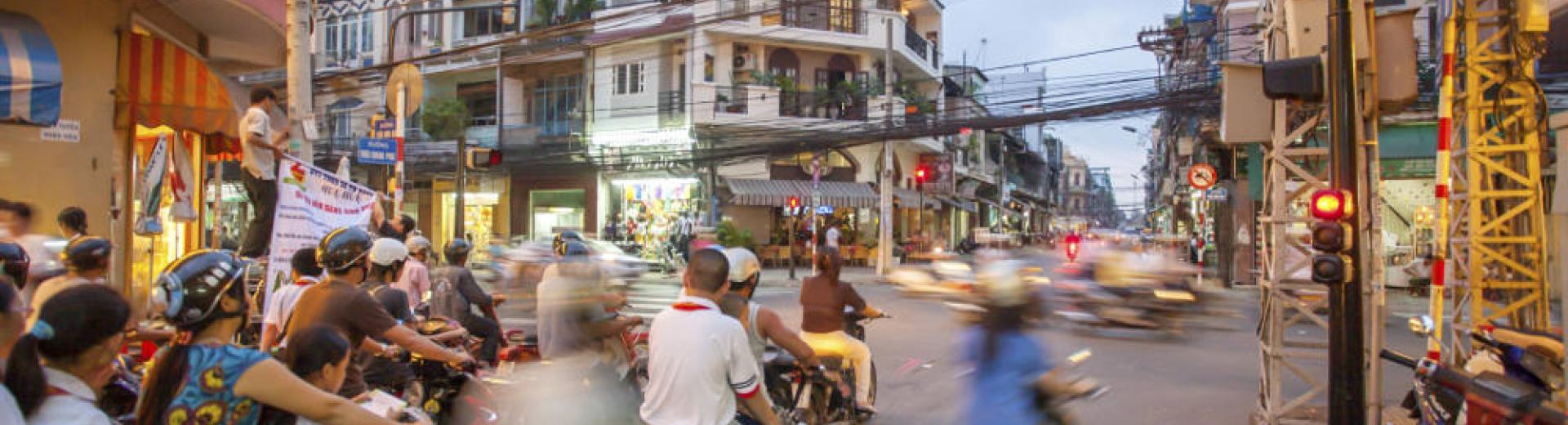 Saigon bikes