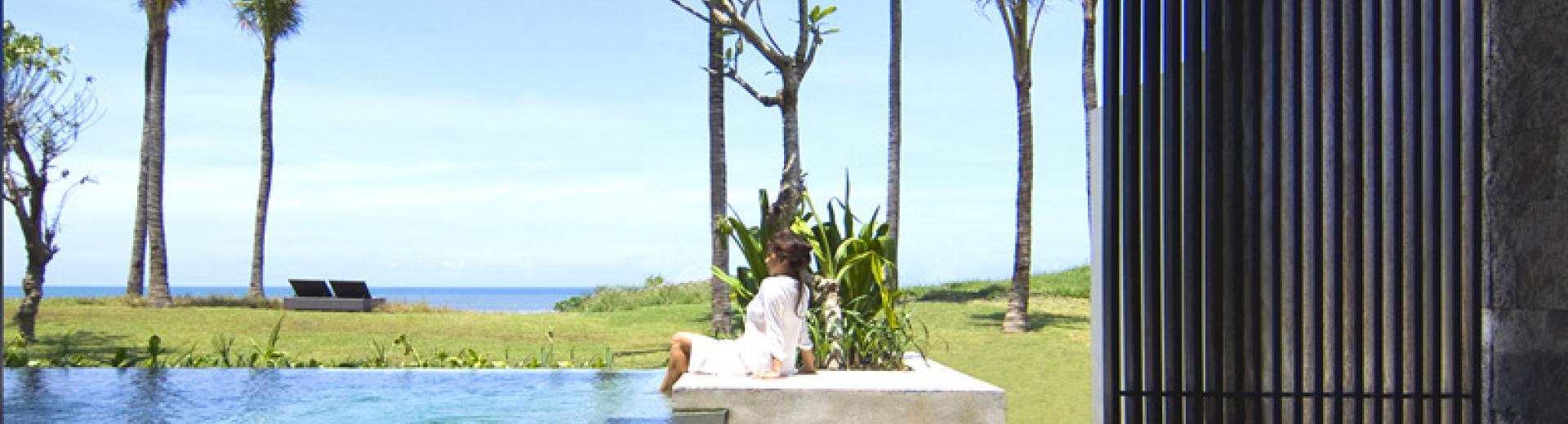 SMY Alila Soori Beach Villa with Pool
