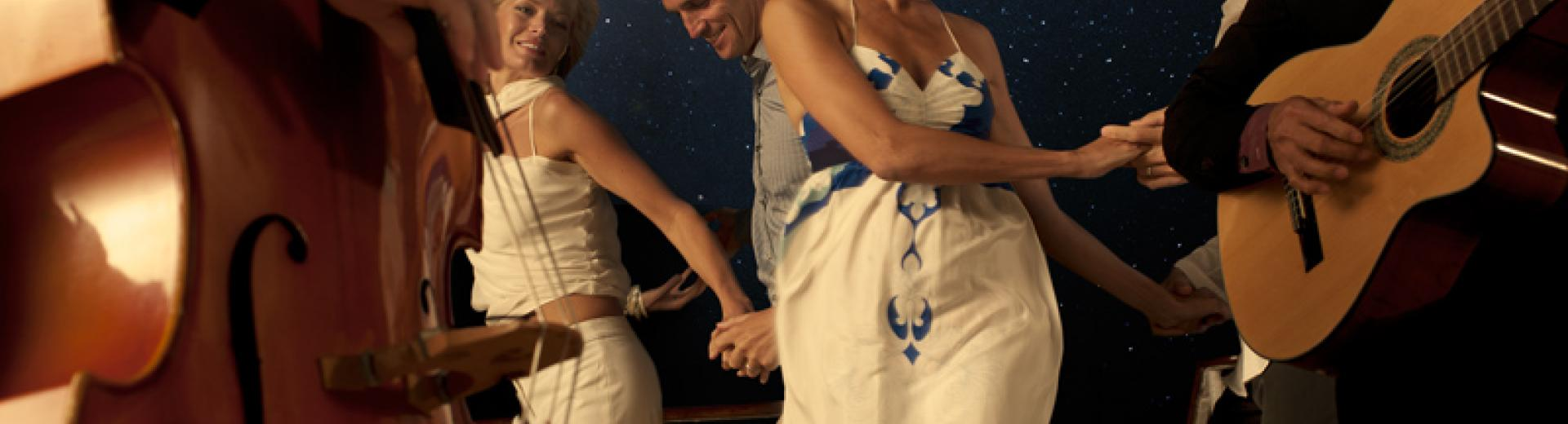 Seabourn Dancing
