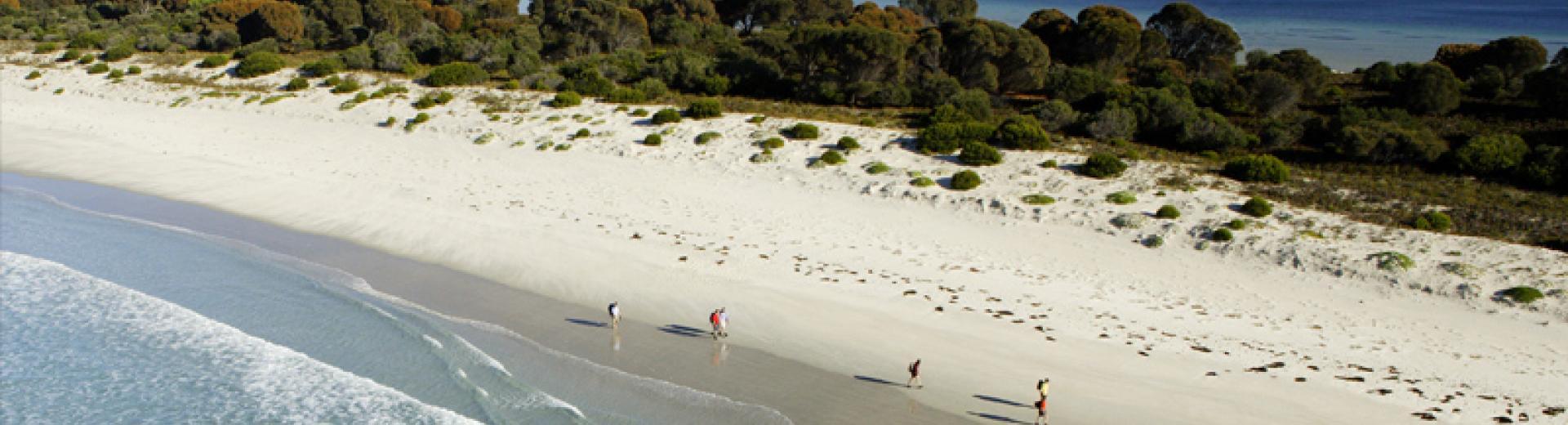 Reidle Beach Walking