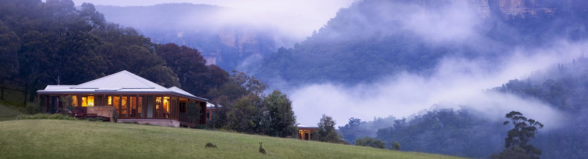 One & Only Wolgan Valley Lodge