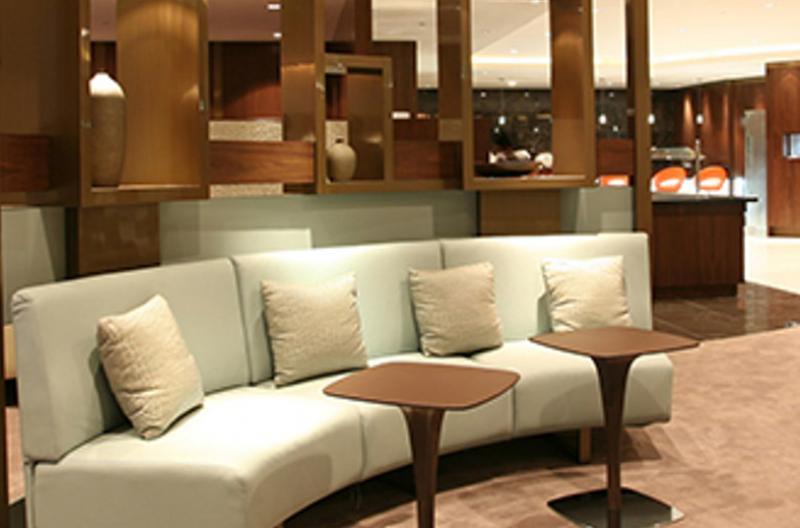Etihad Lounge RGB feature