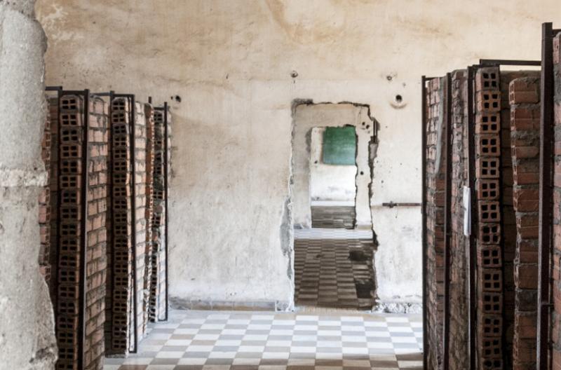 S21 Prison Cambodia