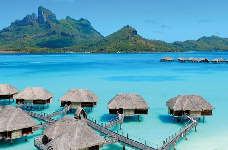 Four Seasons feature Tahiti