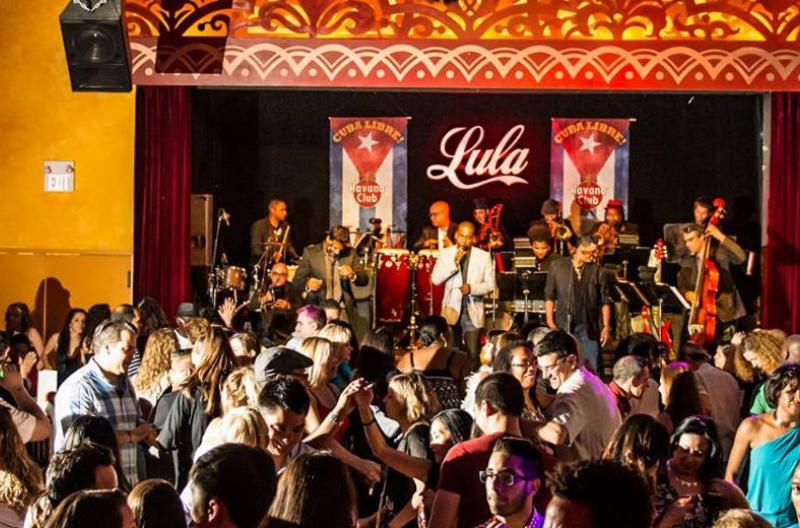 Lula Lounge feature