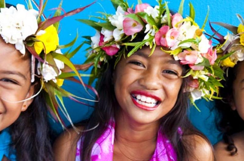Punanga Nui Markets Cook Islands
