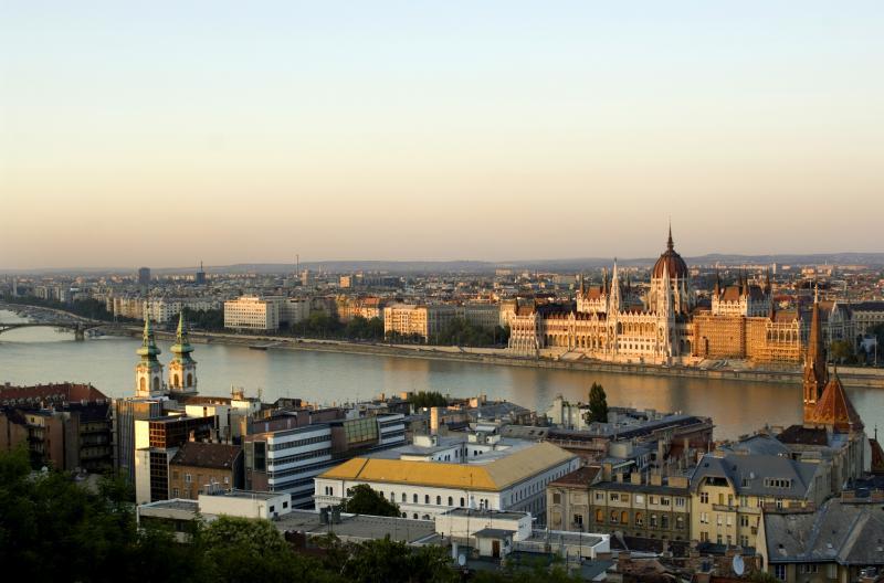 BudapestDanubeRiver