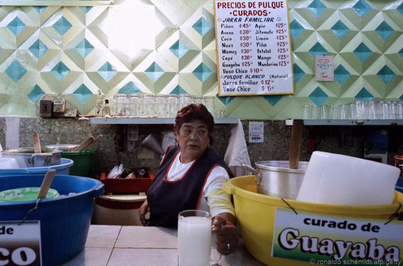 Mexico pulque