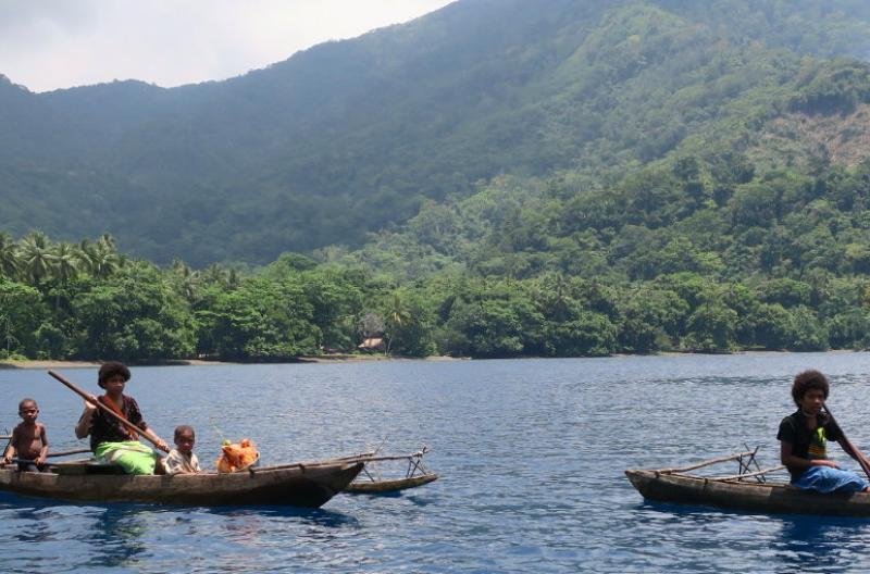 Outriggers Papua New Guinea