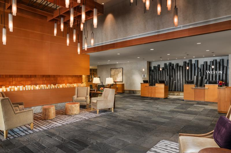 Westin Lobby