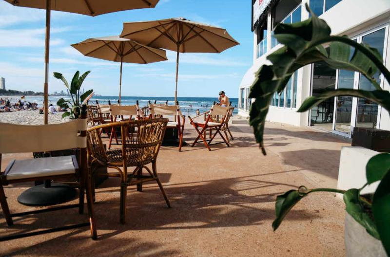 burleigh heads rick shores restaurant