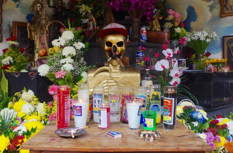 mexico altar