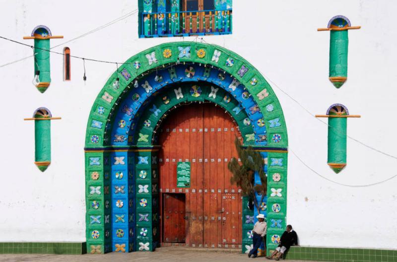 mexico templo