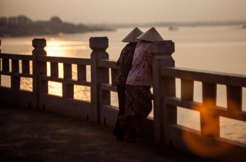 river hanoi