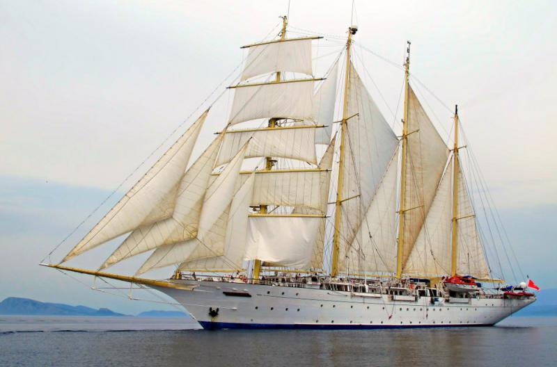 ship starclipper