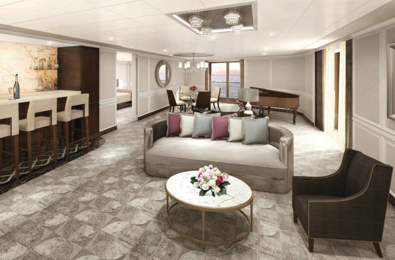 Regents Seven Seas   Master Suite