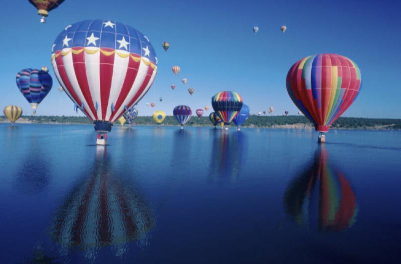 New Mexico Balloons