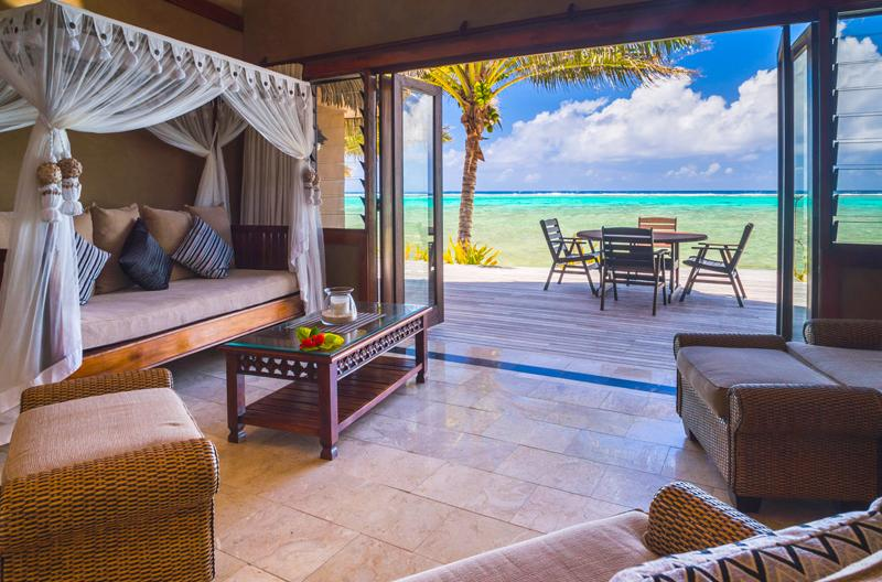 The suites at Rumours are proof Rarotonga has come of age ashigh end luxury travel destination pic Matthew Willima Ellis