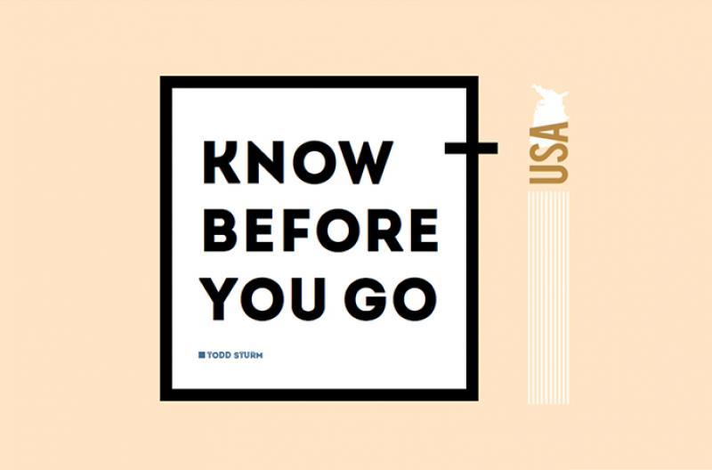 Know Before you Go   USA
