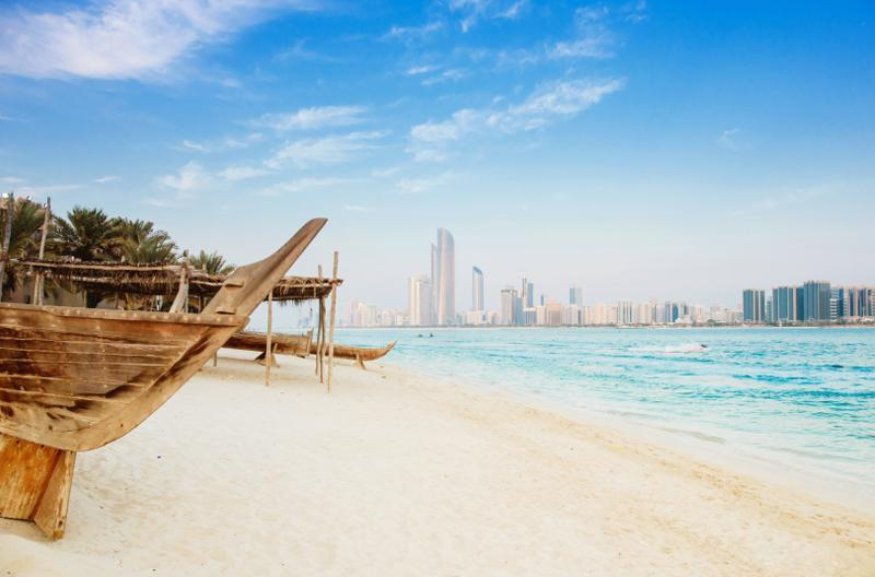 Abu Dhabi Beach