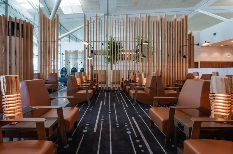 Brisbane Plaza Premium Lounge