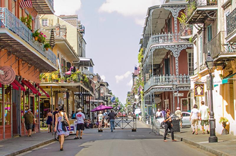 new orleans feature