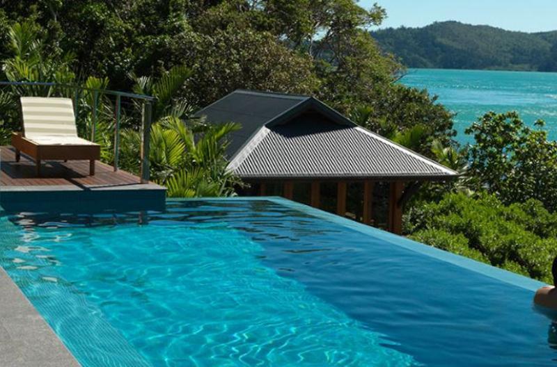 qualia luxury resort Queensland