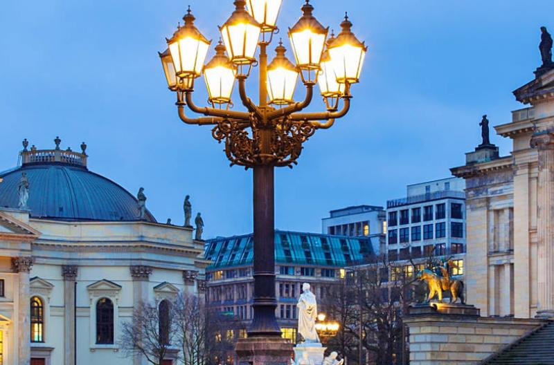 One of Vienna's music halls