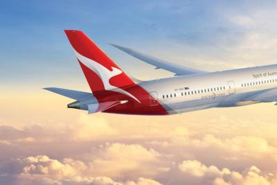 Qantas Dreamliner