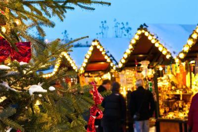 European Christmas market