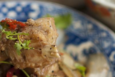 Luke Nguyen Pork Ribs