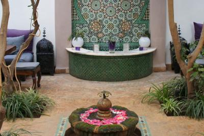 Riad Morocco feature