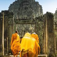 The Bayon Cambodia