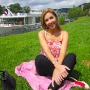 Catriona with Scenic Gem