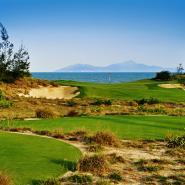The at Danang Golf Club plays out to the South China Sea pic Danang Golf Club
