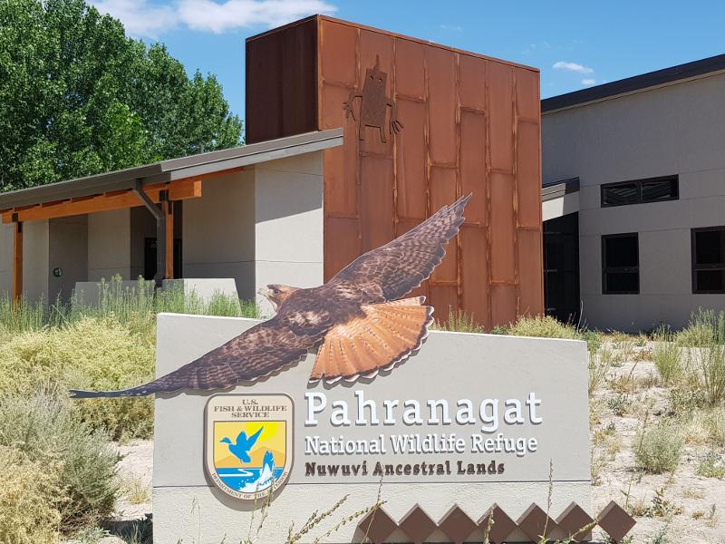 Pahranagat Wildlife Sanctuary Nevada, USA