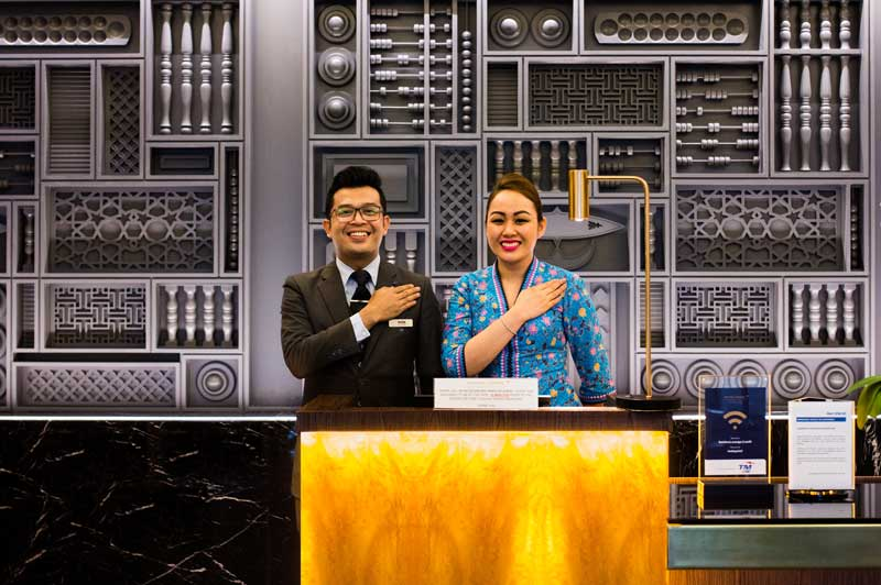 Malaysia Airlines Superior Service