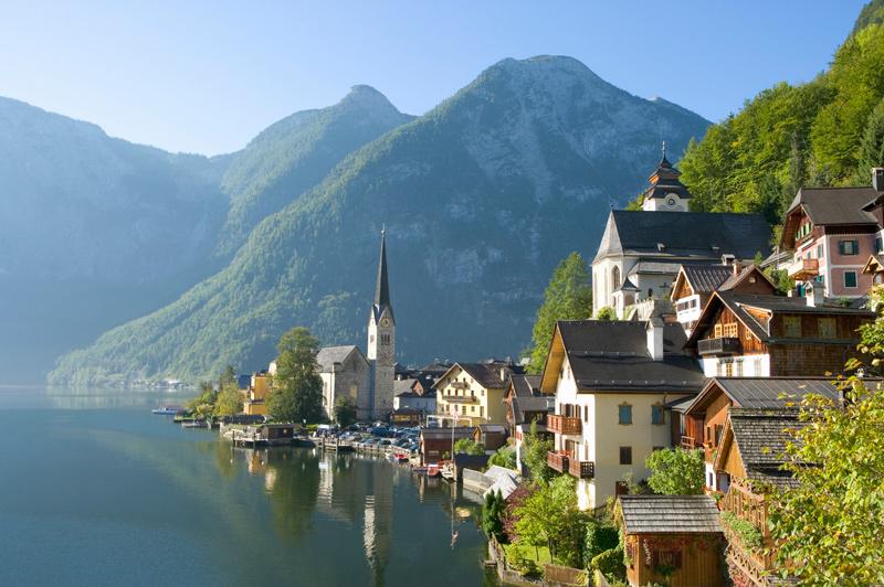 Austria, Salzburger Land