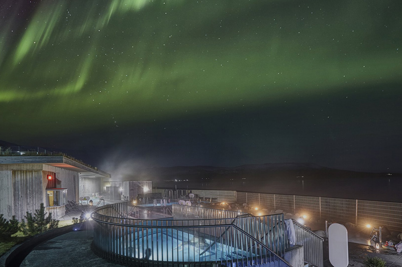 Laugarvatn Fontana, Iceland (image courtesy of Laugarvatn Fontana)
