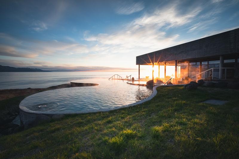 GeoSea Geothermal Sea Baths, Iceland